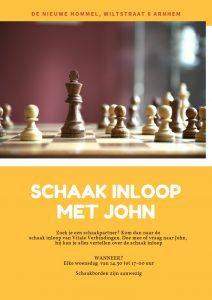 Schaakinloop @ De Nieuwe Hommel | Arnhem | Gelderland | Nederland