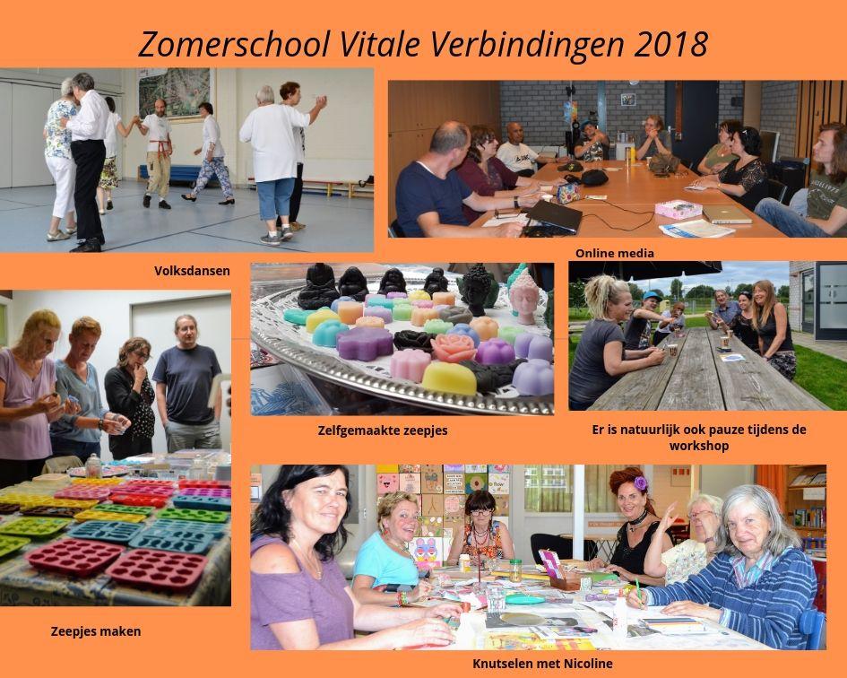 Foto Zomerschool 2018