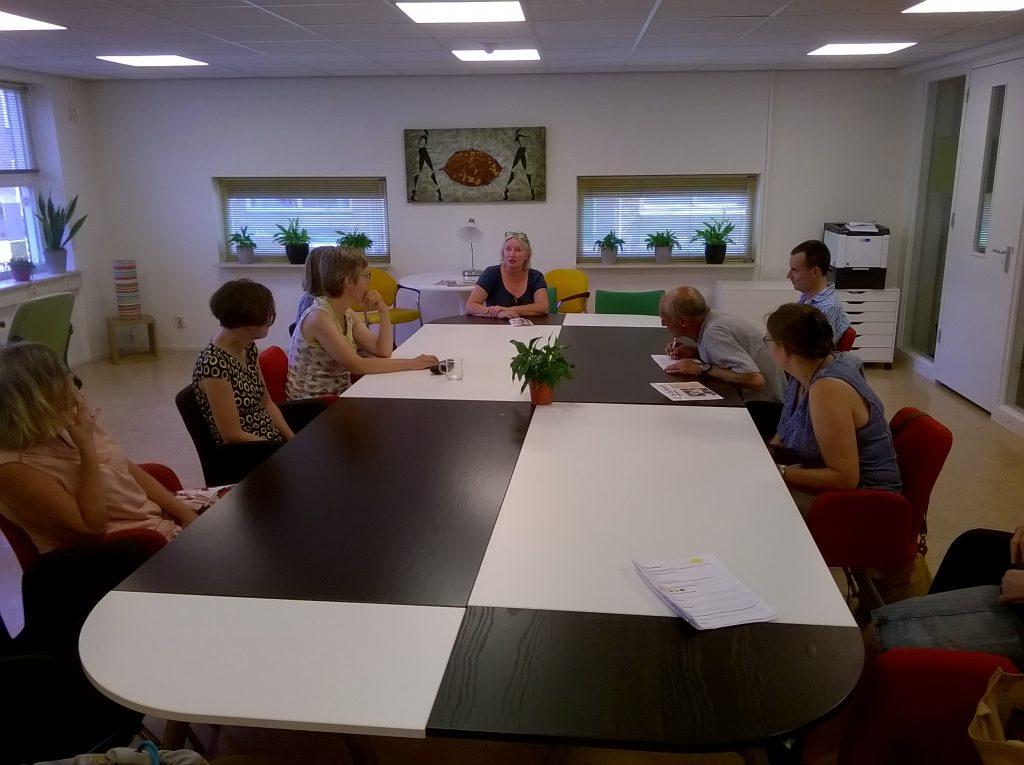 Uitleg bij de workshop Groepsdynamiek