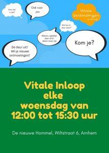 Vitale Inloop @ De Nieuwe Hommel